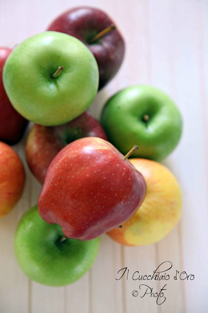 essiccare mele