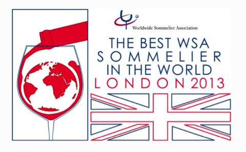 best sommelier london 2013