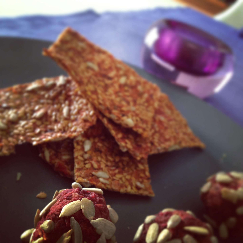 Cracker e Polpette