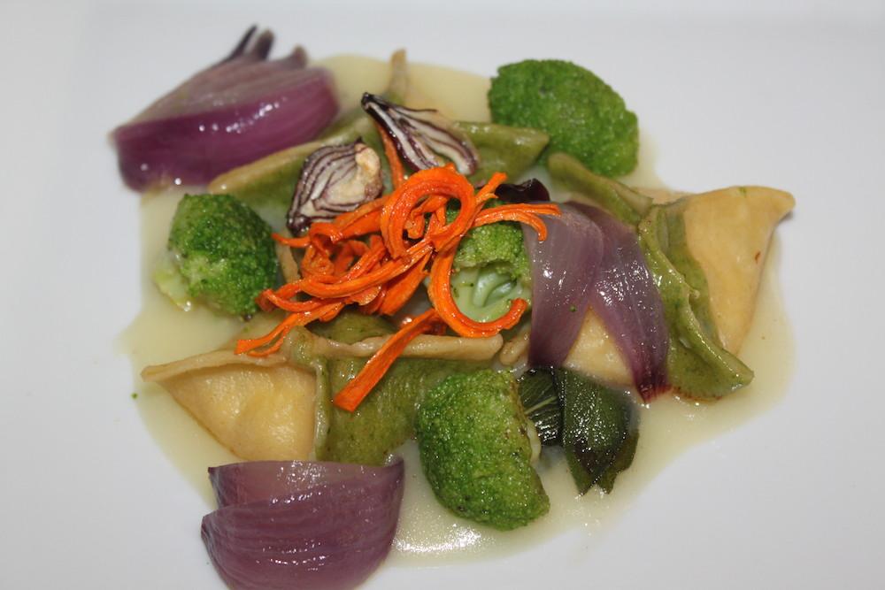 Il nuovo piatto gourmet dello chef Scolastra. Proviamoci anche noi!