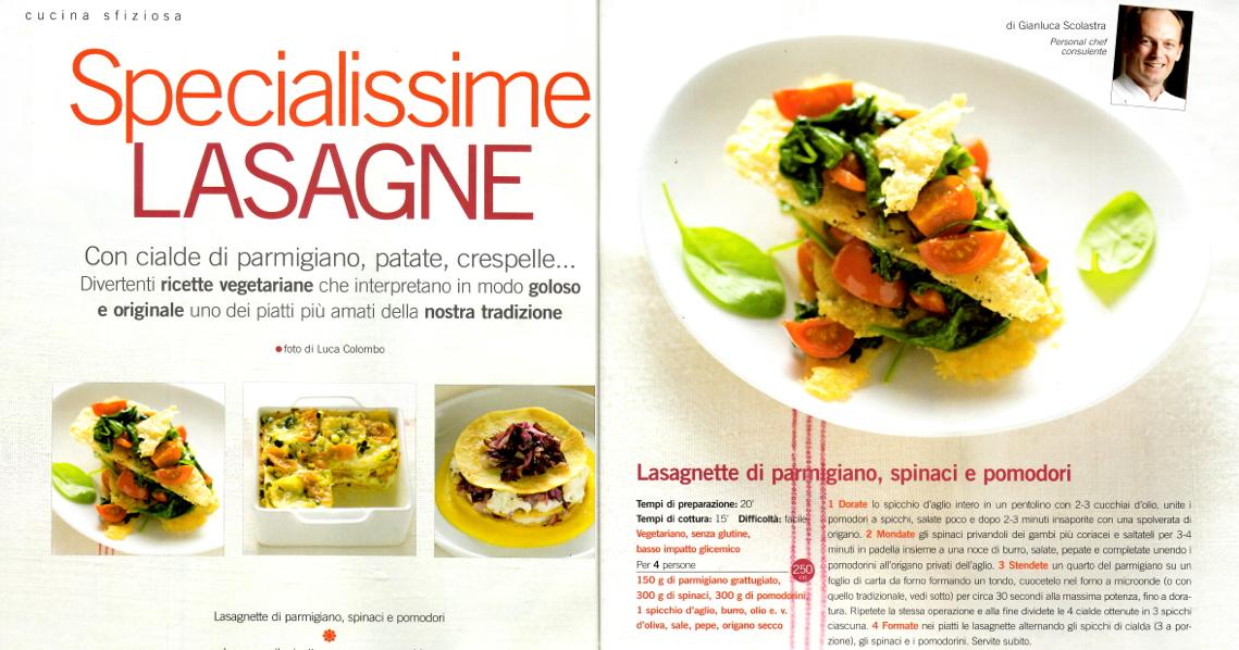 """Da """"Cucina Naturale"""" di Settembre 2014 - pagg. 30/31"""