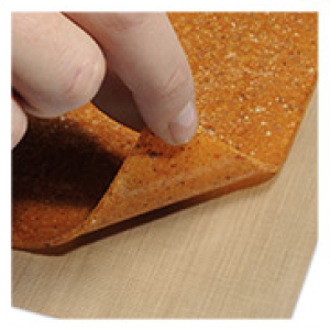 caco essiccato su antiaderente
