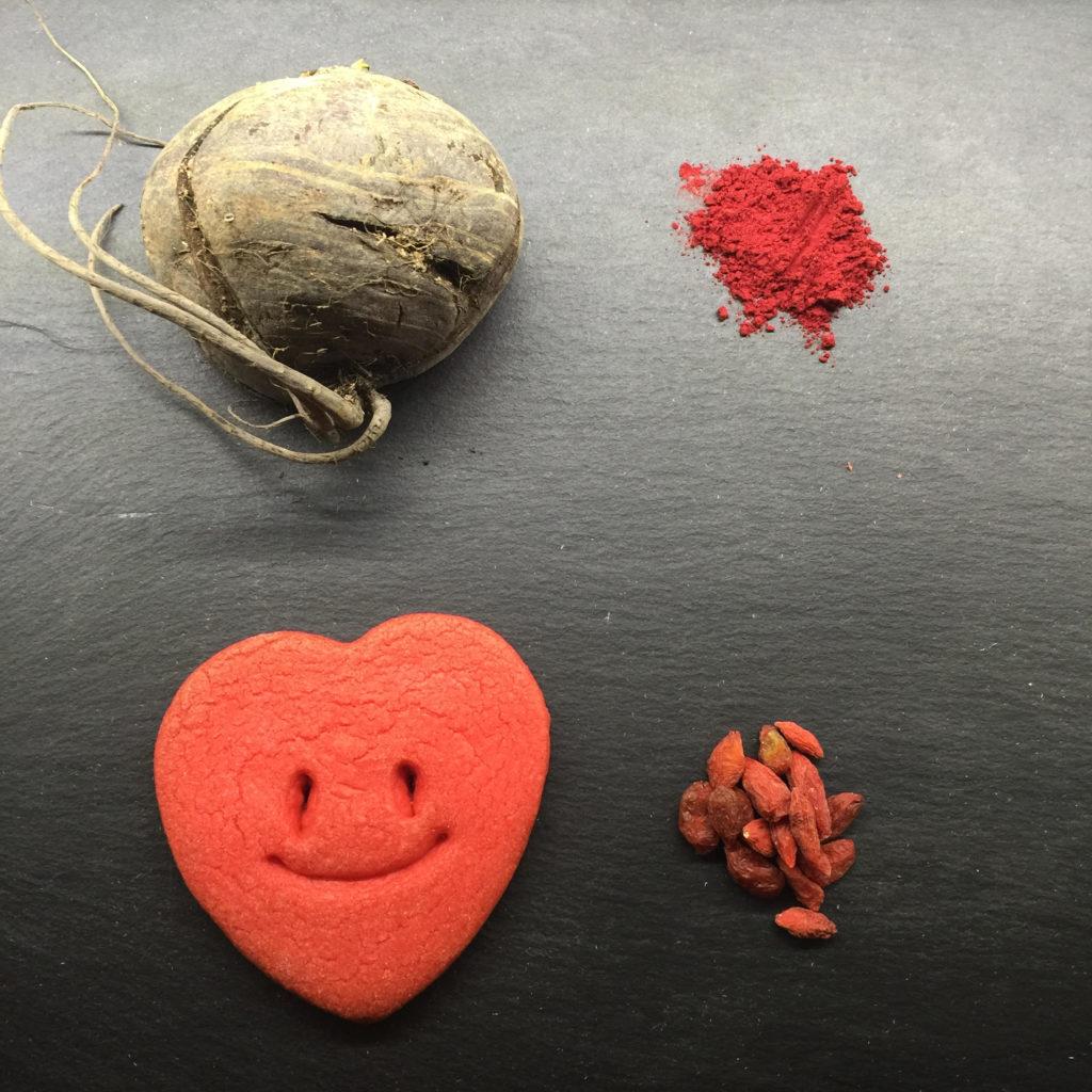 Biscottini polvere rossa