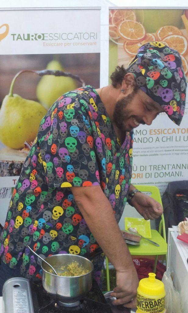chef Cristiano Sabatini