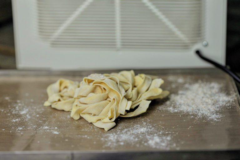 essiccare la pasta