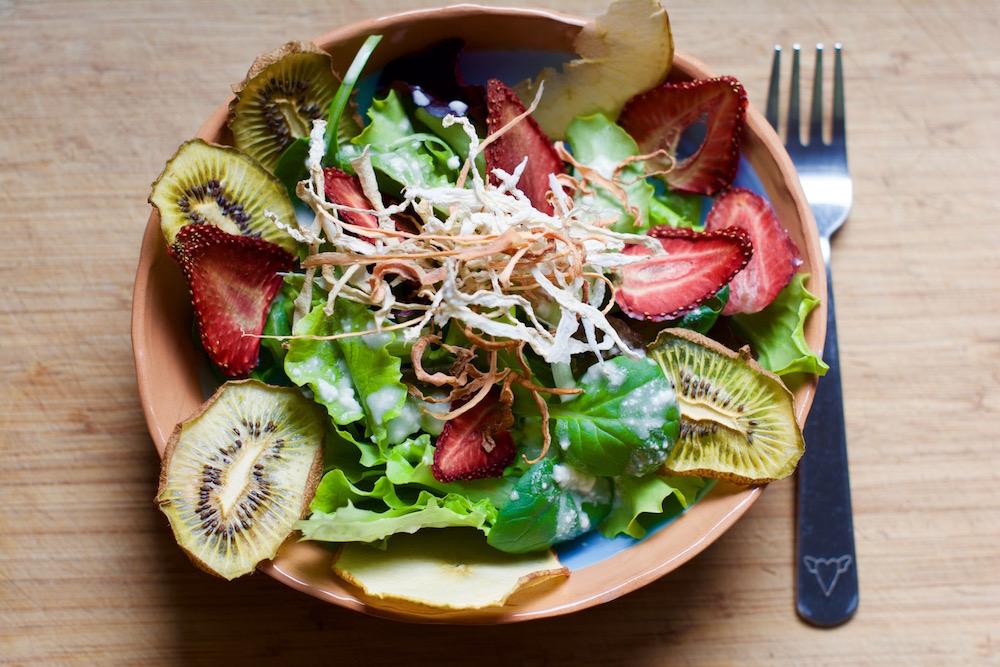 insalata essiccata di Sara Cargnello