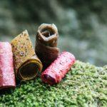 roll di frutta essiccata