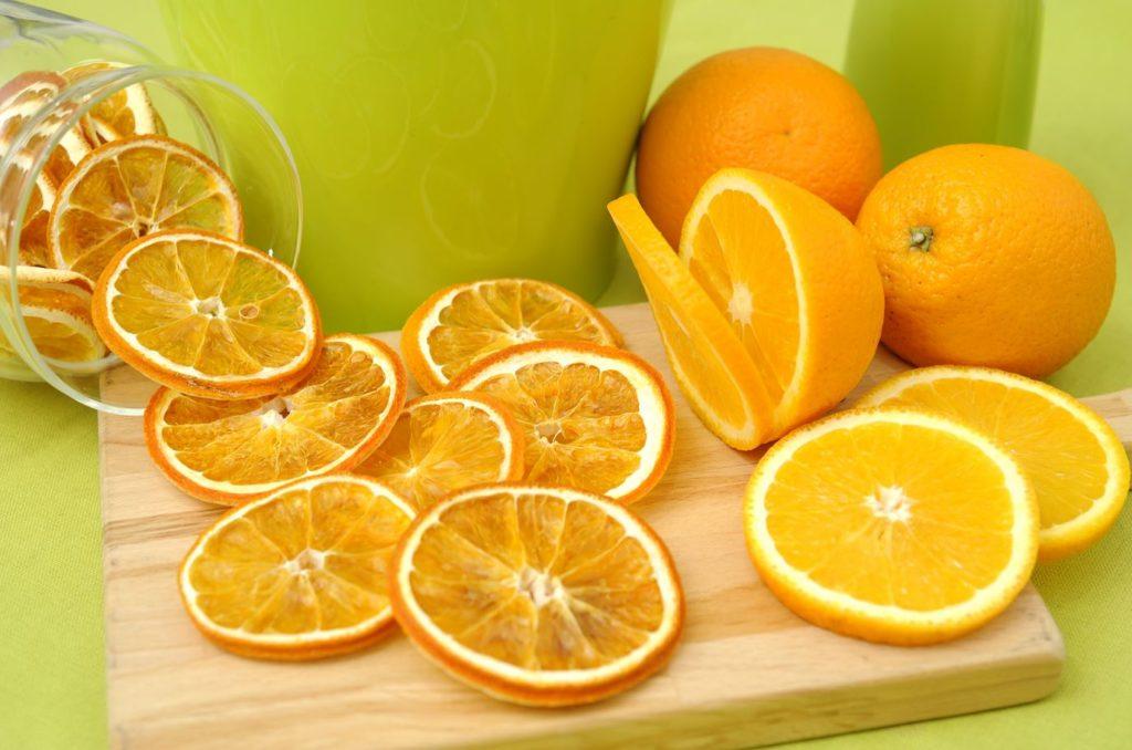 arance essiccate