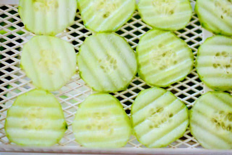 essiccatore per cetrioli