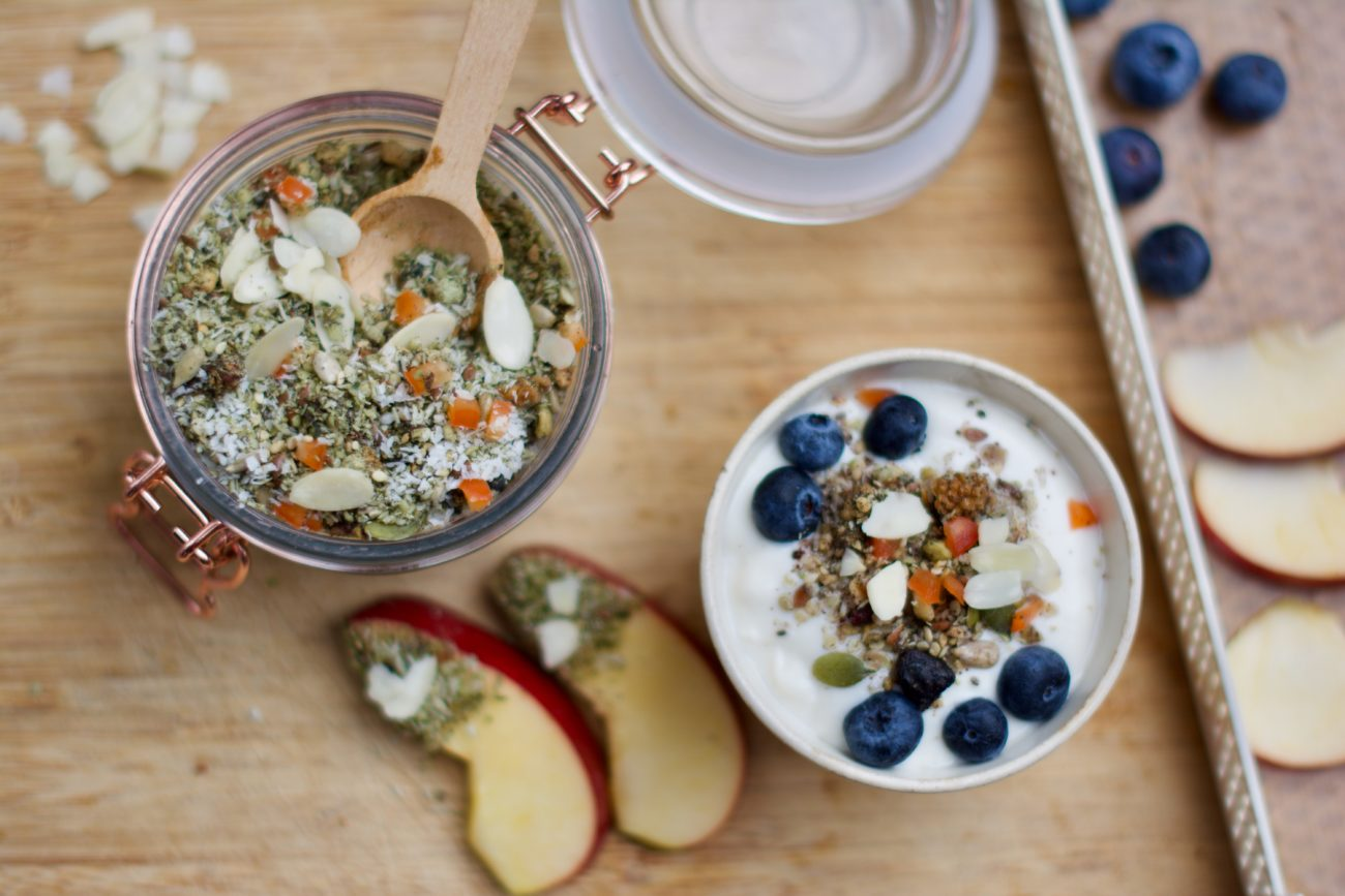 granola superfood