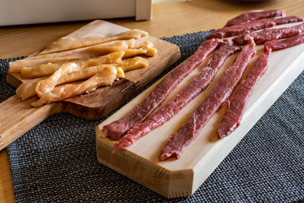 carne essiccata