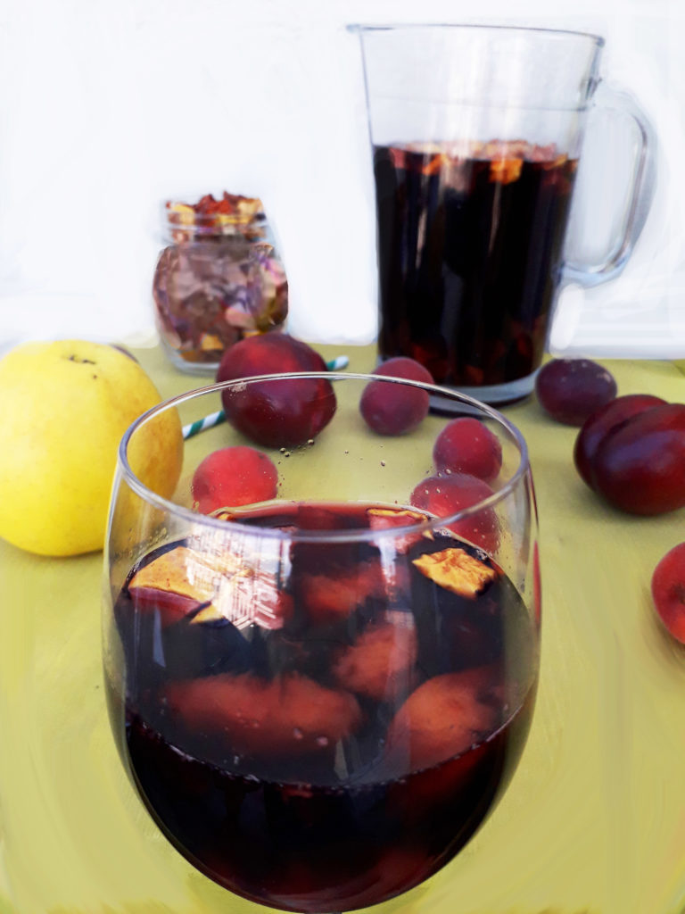 frutta estiva essiccata