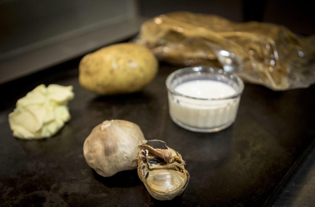 Chef Dalicandro aglio nero
