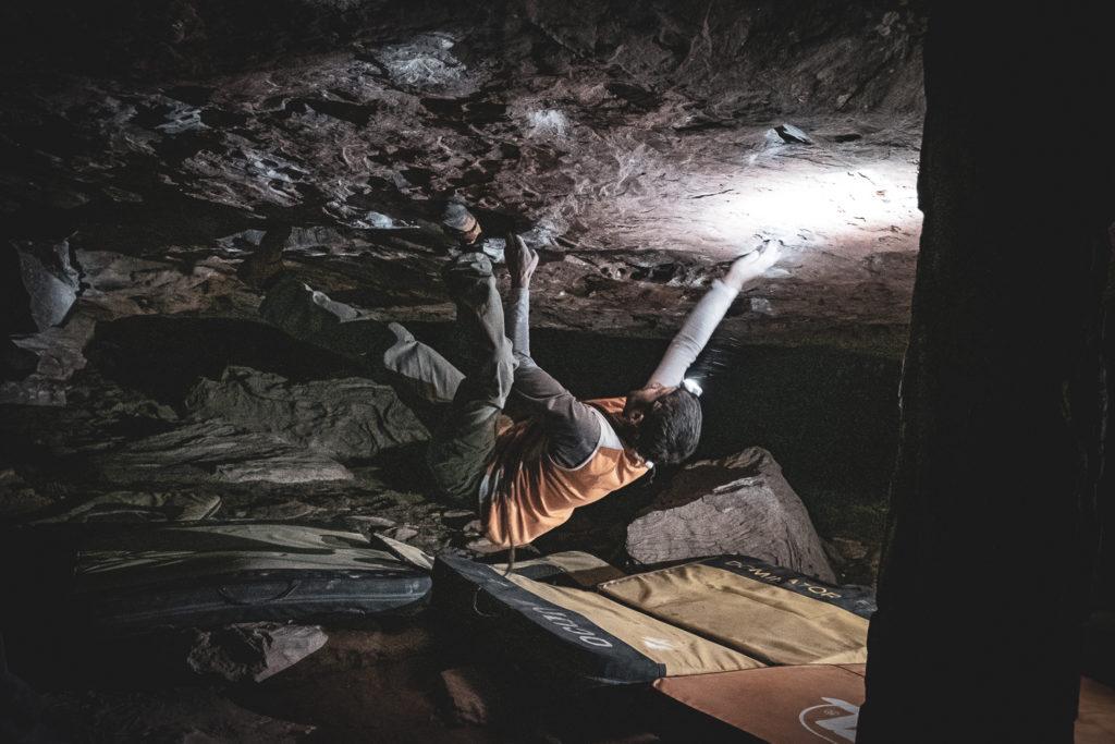 climbing ed essiccazione