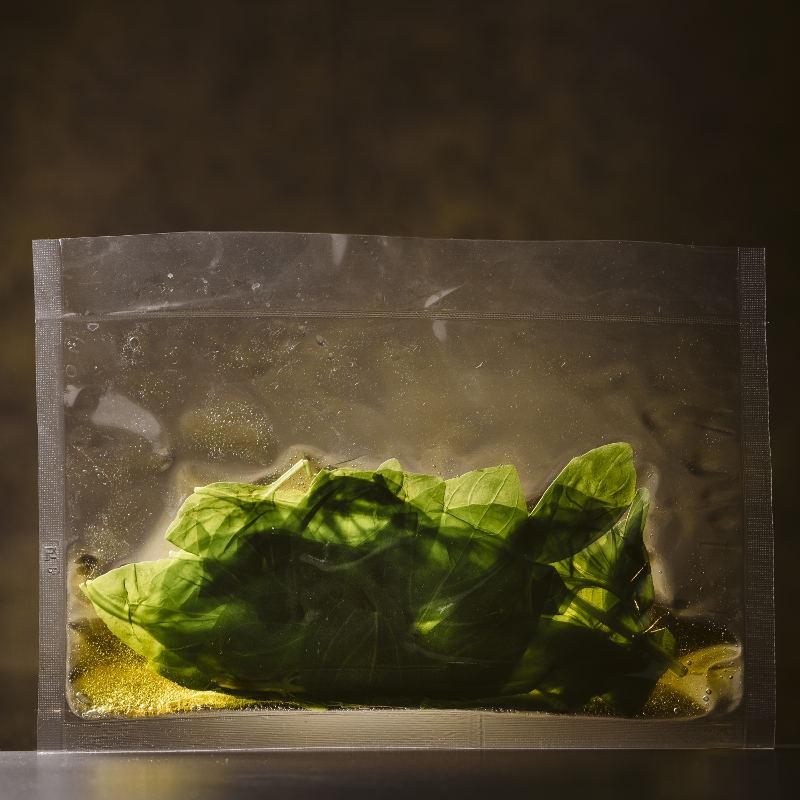 Chef dalicandro - infusioni in grasso - olio al basilico - - ph marcella cistola (5)